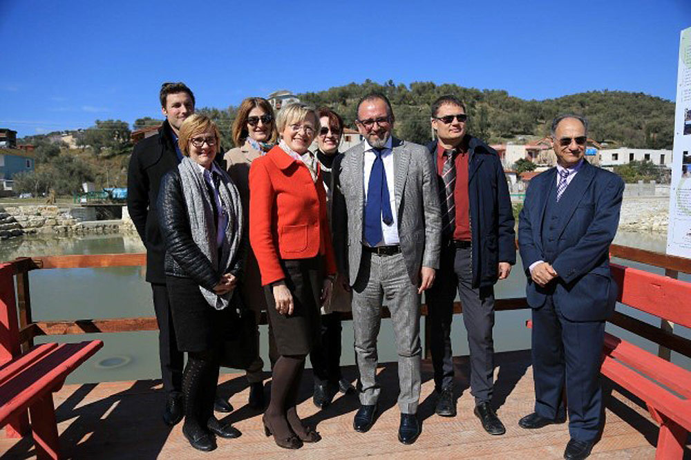 Project finalisation and promotion of ecoremediation measures in Albania
