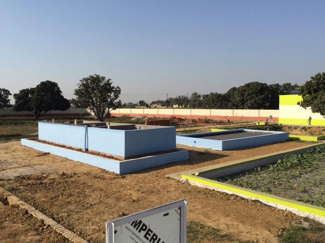 Varovanje vodnih virov z uporabo zelenih in trajnostnih tehnologij v Indiji