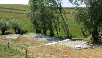 Izgradnja rastlinske čistilne naprave Limnowet® za naselje Kamenica
