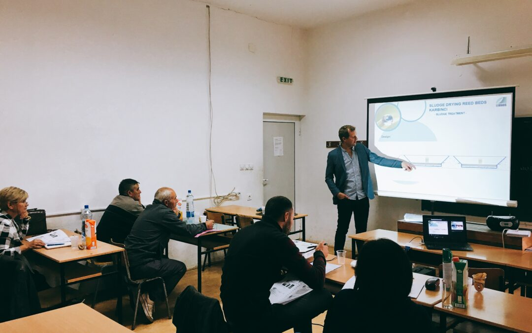 Training for operators of CW in Macedonia