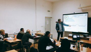 Zaključeno izobraževanje upravljalcev RČN v Makedoniji