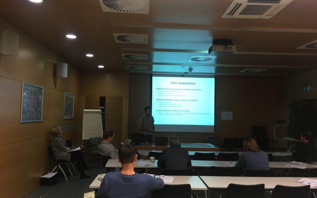 LIMNOS training employees of public utility companies