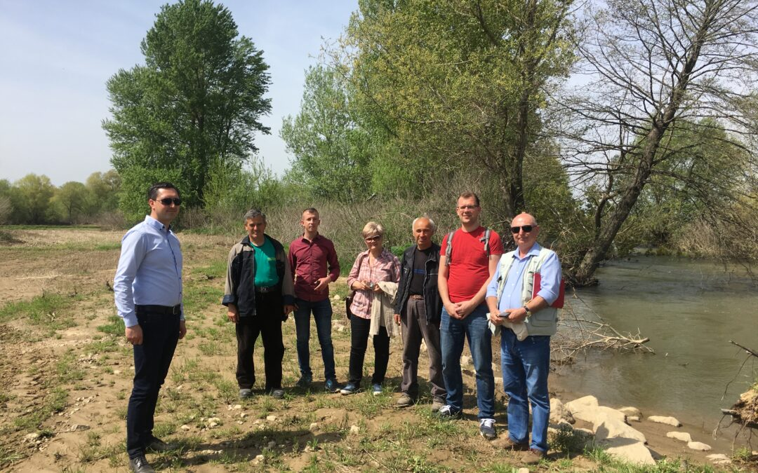 Limnos experts provided training for operators of sWWTP in Karbinci and Kucicino, Macedonia
