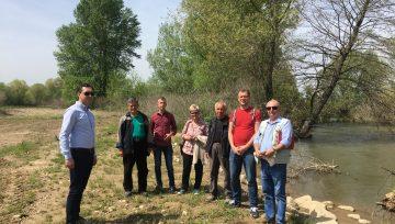 Nadaljevanje izobraževanja upravljalcev RČN-jev v Makedoniji