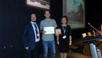 Mednarodna nagrada projektu ANS - 2. mesto na IWA konferenci v Valencii