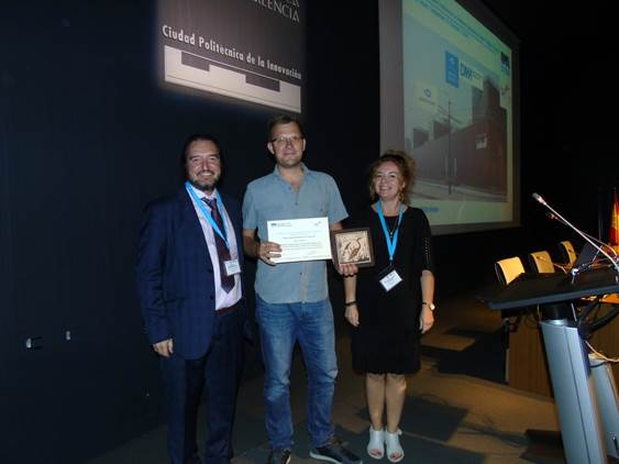 LIMNOS awarded at IWA International Conference on Wetland Systems for Water  Pollution Control
