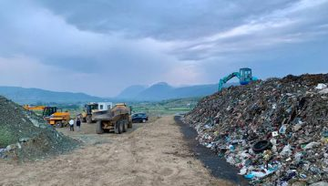 Finalising landfill reclamation case in Albania