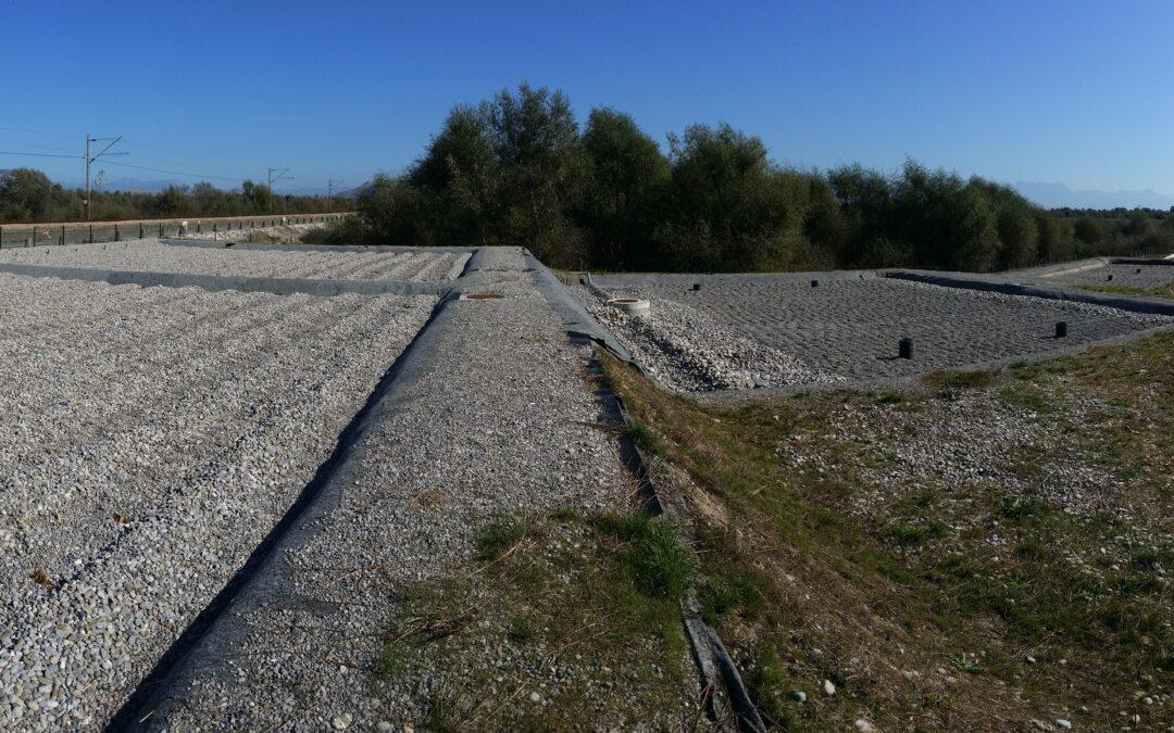 New Limnowet constructed wetland in Montenegro