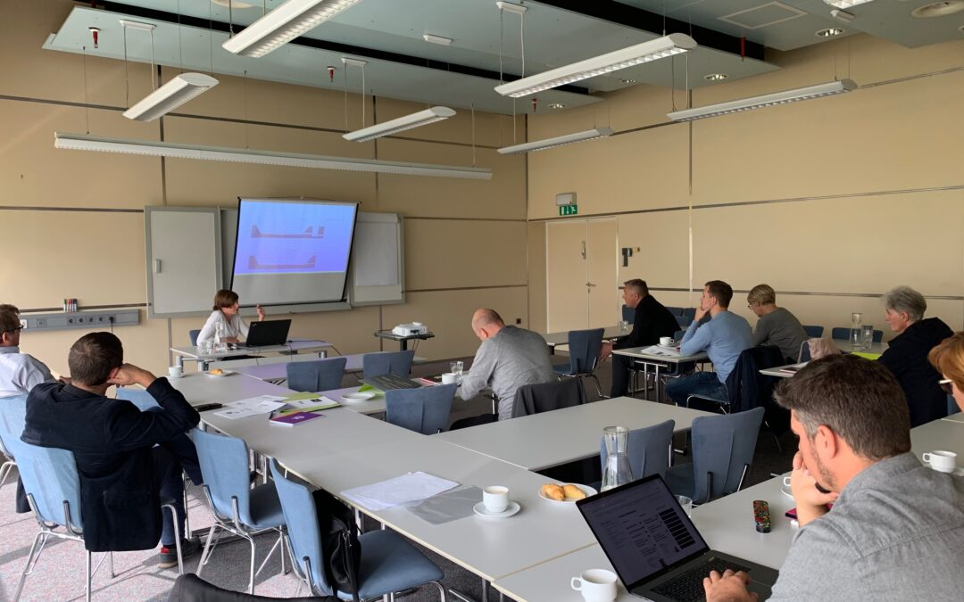 Public utility training on NBS