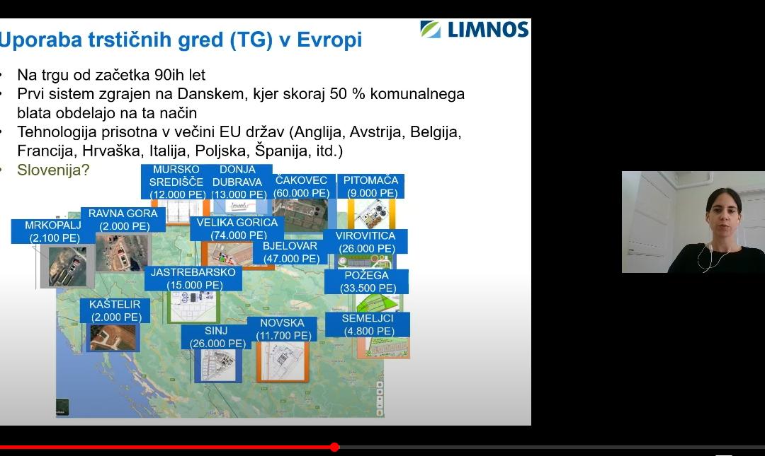 LIMNOS v sodelovanju z GZS predstavil sonaravne načine obdelave blata